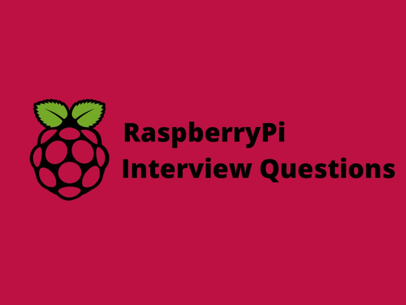 Raspberry Pi interview questions