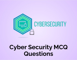 Cyber Security MCQ Questions