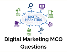 Digital Marketing MCQ Questions