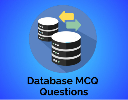 Database MCQ Questions