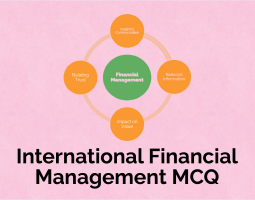 International Financial Management MCQ