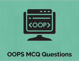 OOPS MCQ Questions