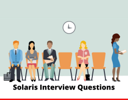 Solaris Interview Questions