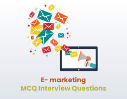e-Marketing MCQ