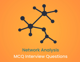 Network Analysis MCQ