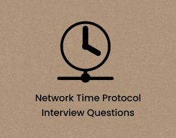 NTP Interview Questions