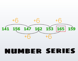 Number Series MCQ