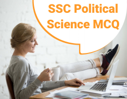 SSC Political Science MCQ