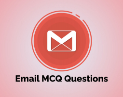 Email MCQ Questions