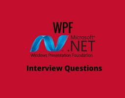 WPF interview questions