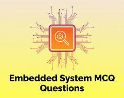 Embedded System MCQ Questions