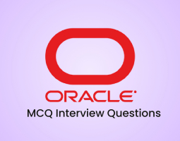 Oracle MCQ