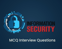 Information Security MCQ