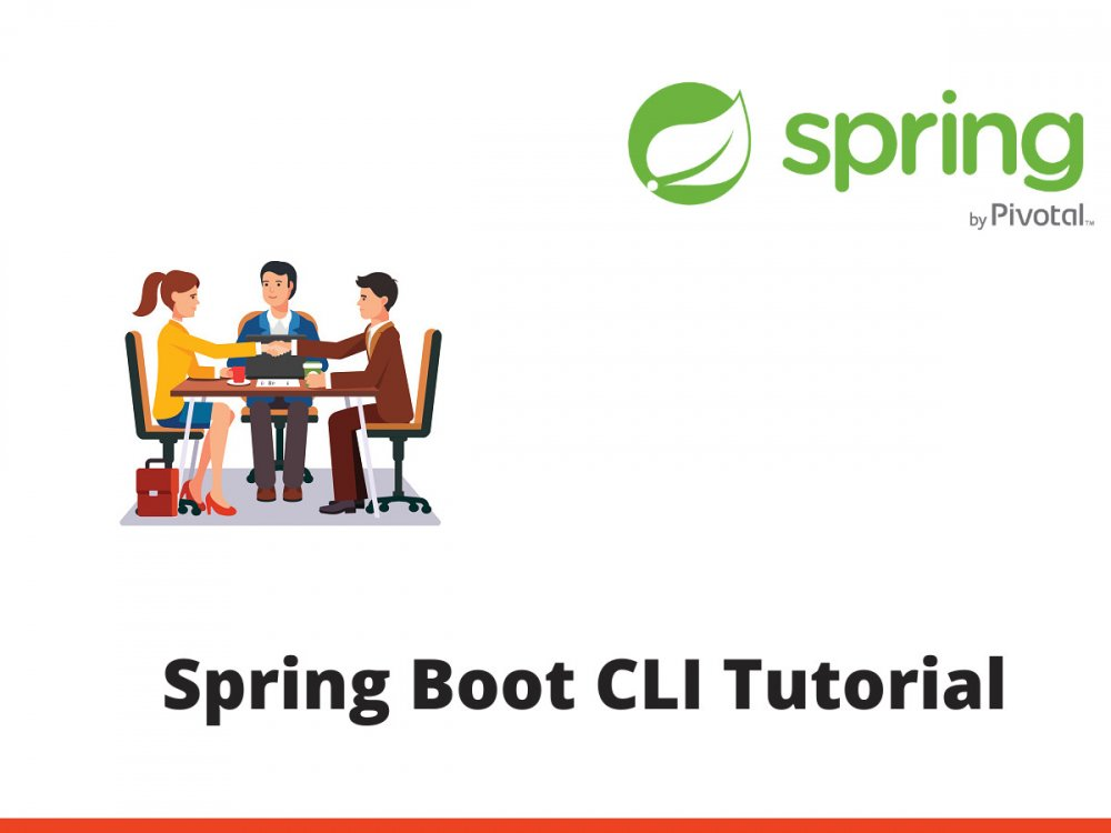 Spring Boot CLI Tutorial
